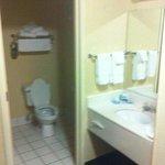 bathroom n wash area