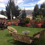 Beautiful view - hotel terrace