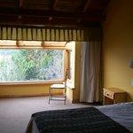 Bow-window de la habitación 3