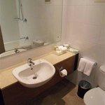 Bathroom Basin Set Up
