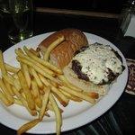 Jalepino Cream Cheese Burger ... Yum Yum