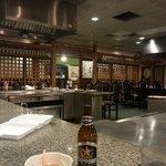 Hibachi Dining Room