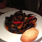 Cozze Alla Contadina - Steamed Mussels, yummy