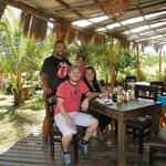 amigos turistas de la ciudad de san felipe