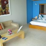 Big deluxe room