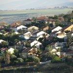 View from kibbutz