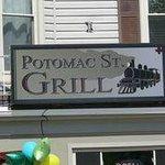 Potomac Grill Entrance