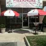 Pizzamore Small Patio