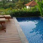 private useless pool