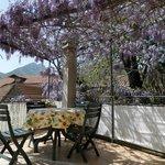 Terrazzo stanza Primavera