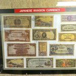 Japanese Occupation Currency