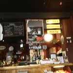 Bar as you enter