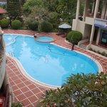 Big and clean pool