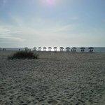 Barony beachfront