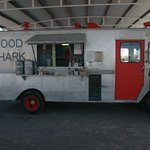 The Food Shark, Marfa, Texas
