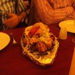 Un plat indien