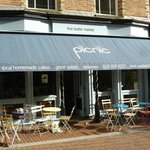 Picnic, the best coffee in Reading