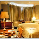 Deluxe room stay