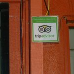 Chillerz already has a Trip Advisor logo up!