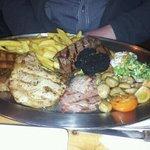 huuuuge mixed grill
