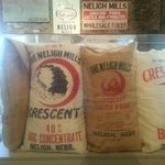 Other types of products milled by this flour mill