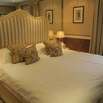 Bonita y cómoda habitación