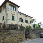 Villa Cristina Frontale