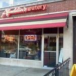 Aladdin's Eatery Akron