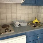 le coin kitchenette