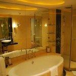Badkamer suite.