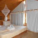camera chalet rilassante e romantica