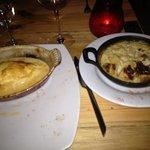 quenelle de brochet /gratin pomme de terre