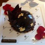 Un anniversaire à marquer d'une pierre chocolatée :-)