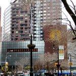 Union Square Park - Clock