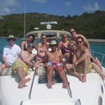 Family USVI Vacation on Board the Take It Easy Boat Charter
