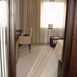 Hotelzimmer - Eingangsbereich