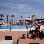 The main pool