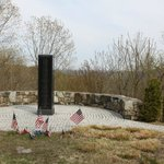 Viet Nam Memorial at Lasdon Park, Somers