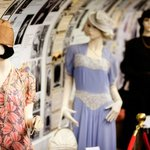 Exhibition of vintage clothes and accessories in the face of historical and social events.