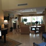 Hotel Rehoboth lobby