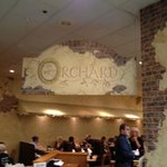 The Orchard is inside the Radisson Paper Valley