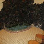 Traditional japanese bath