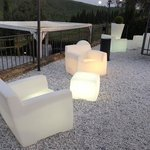 great outdoors per aperitivi!!!