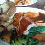 Turkey Sunday roasted