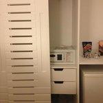 Safe and closet
