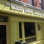 The sooty olive