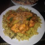Chicken Mirch Mossalah