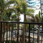1 bedroom ocean view - 1st Floor - what ocean view????