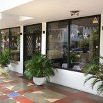 Front entrance of El Fogolar Parilla Bar