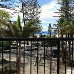 1 bedroom ocean view - paid $240 per night x 4 nights -put on1st floor with tree views